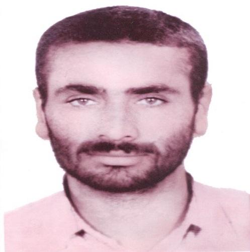 شهید رضا زحمت کش فرزند محمد1