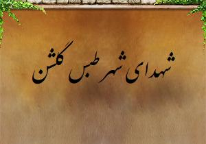شهدای شهر طبس گلشنng